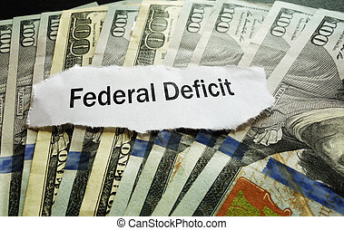 連邦である, 赤字, ニュース, 見出し