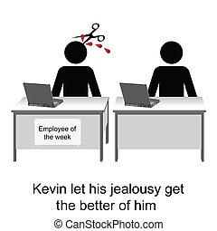 週, 従業員