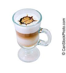 遅く, コーヒー, .l, チョコレート