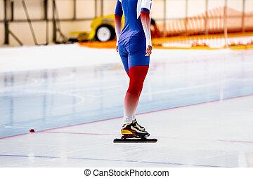 運動選手, スケーター, 女性