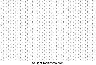 運動, パターン, 生地, ベクトル, textured, ∥あるいは∥, スポーツ, スポーツ, フットボール, 生地, texture., 織物, seamless, 布, ワイシャツ
