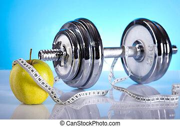 運動, 飲食
