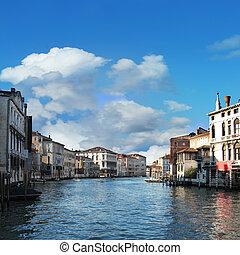 運河, 壮大