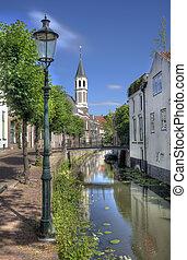運河, amersfoort, オランダ語