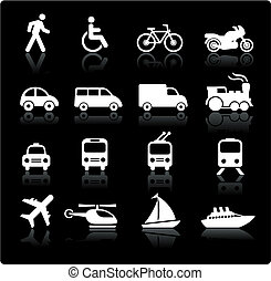 運輸, 元素, 設計, 圖象