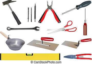 道具, セット