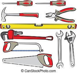 道具, 手