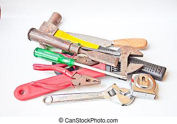 道具, 機械工