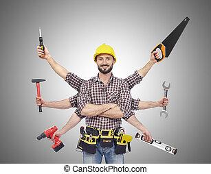 道具, handyman
