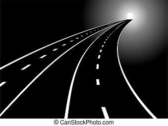 道路, 隧道