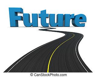 道, へ, 未来