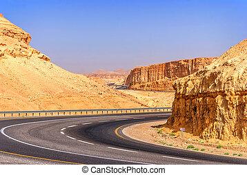 道, 中に, 砂漠, 上に, ∥, 方法, へ, 死海