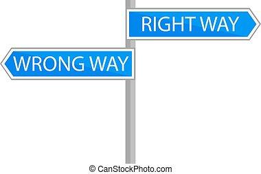 道, 印, 交通, 選択