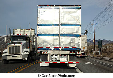 道, 古典である, トラック, アメリカ