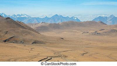 道, mongolian