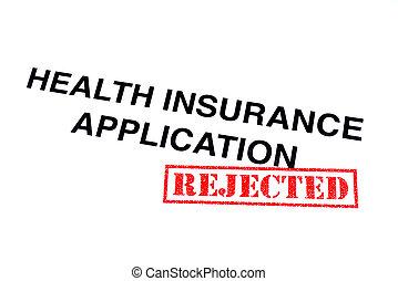 適用, 健康保険