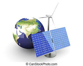 選択肢, -, エネルギー, アジア