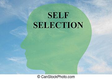 選択, 自己, 概念, 精神