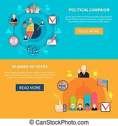 選挙, キャンペーン, 扇動
