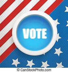 選挙, 日, 構成
