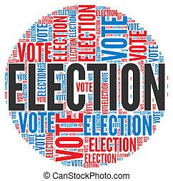 選挙, 概念