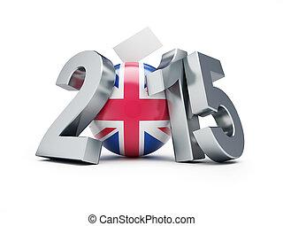 選舉, 在, england, 2015