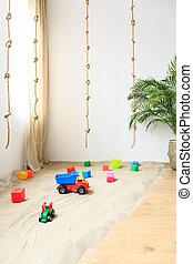部屋, おもちゃ