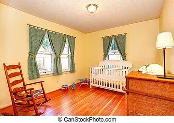 部屋, カンニングしなさい, 託児所, 動揺 椅子, 保温カバー