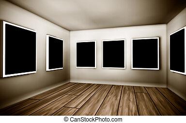 部屋, フレームワーク, 装飾