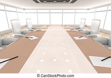 部屋, 会議