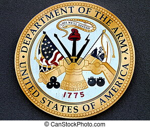 部門, アメリカ, 軍隊