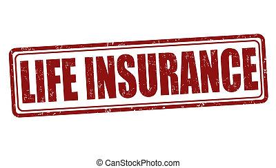 郵票, 人壽保險
