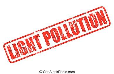 郵票, 光, 污染, 紅色, 正文