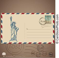 封筒 郵 送料