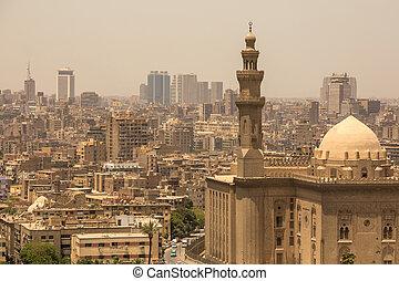 都市の景観, エジプト, カイロ