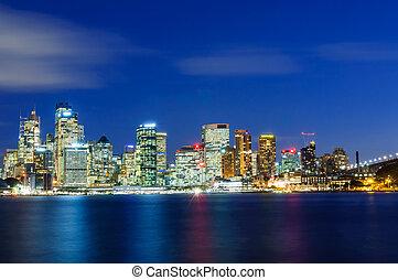 都市の景観, シドニー