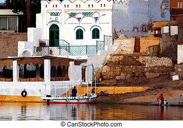 都市の景観, aswan
