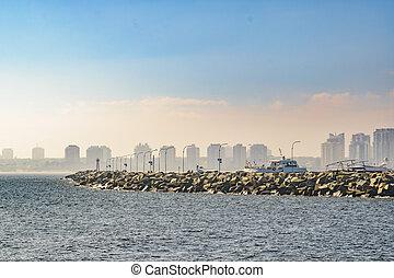 都市の景観, punta del este