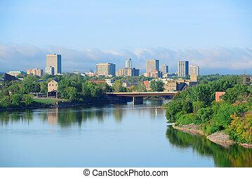 都市風景, 渥太華