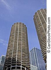 都市風景, 芝加哥