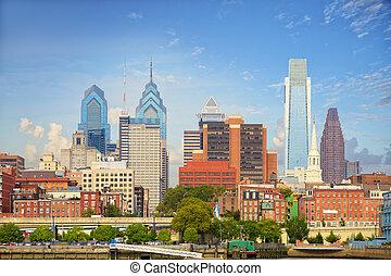 都市風景, 費城