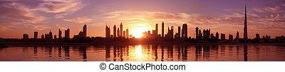 都市風景, 迪拜
