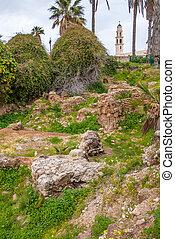 都市, イスラエル, ∥電話番号∥, jaffa, 部分, aviv-yafo