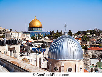 都市, エルサレム, 古い