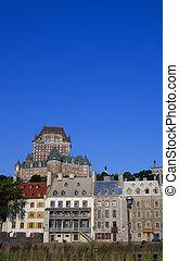 都市, ケベック, カラフルである