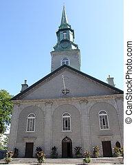都市, ケベック, 教会