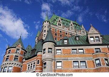 都市, ケベック, 観光名所