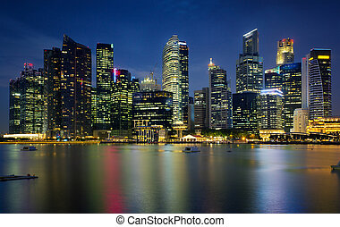 都市, シンガポール