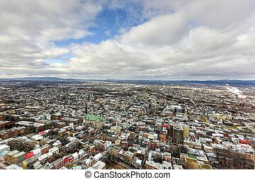 都市 スカイライン, ケベック