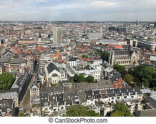 都市 スカイライン, ブリュッセル